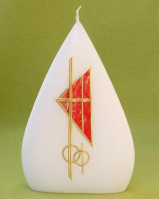 Candles for wedding and anniversaries