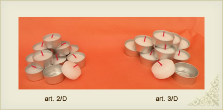 votive tiny candles